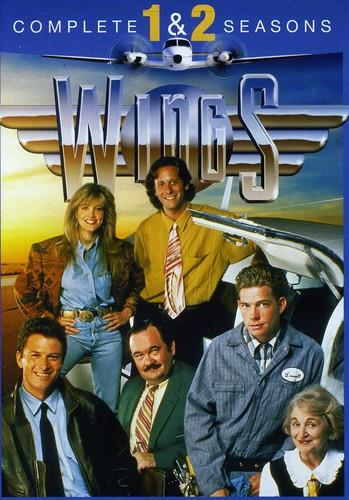 Wings: Complete Seasons 1 & 2 [3 Discs]