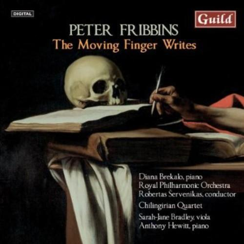 Peter Fribbins - Moving Figers Writes