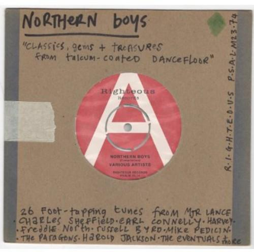 Various Artists - Northern Boys: Classics Gems & Treasures