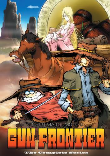 Gun Frontier: The Complete Series [2 Discs], , small