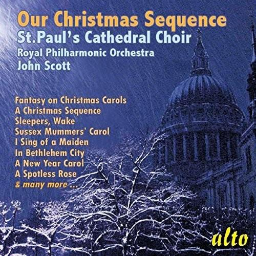 The Choir of st Paul's London Cathedral - St. Paul's Cathedral Choir John Scott Rpo