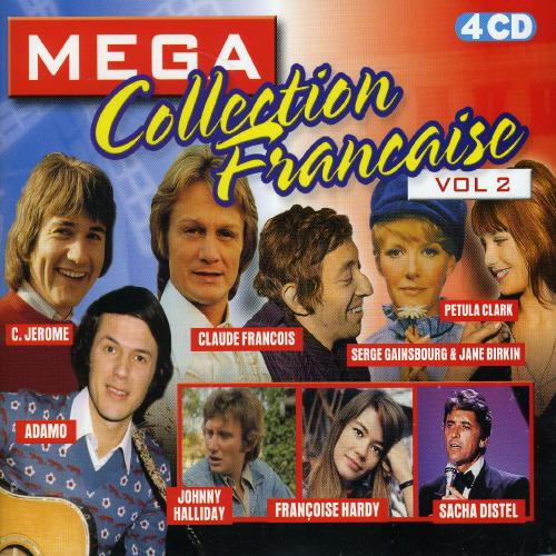 Various Artists - Mega Collection Francaise Vol .2 / Various