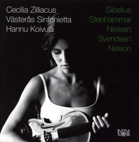 Cecilia Zilliacus - Scandinavian Works for Violin Chamber & Orchestra