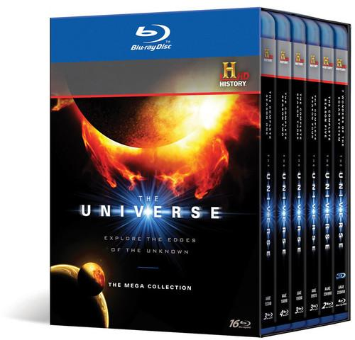 Universe: The Mega Collection [16 Discs] [Blu-ray]