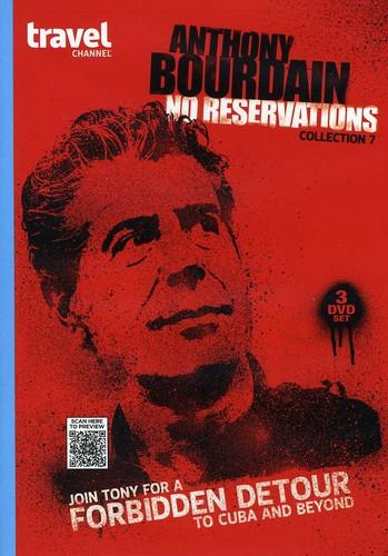Anthony Bourdain: No Reservations - Collection 7 [3 Discs]