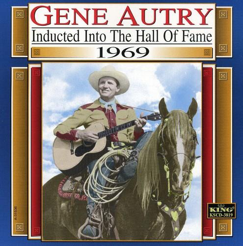 Gene Autry - Country Music Hall of Fame 1969