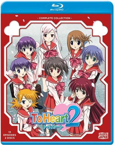 To Heart 2: Complete Collection [Blu-ray] [2 Discs]