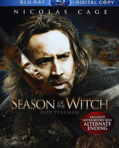 Season of the Witch [2 Discs] [Includes Digital Copy] [Blu-ray]