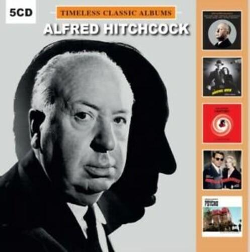 Alfred Hitchcock: Timeless Classic Albums/ O.S.T. - Alfred Hitchcock: Timeless Classic Albums (Original Soundtracks)