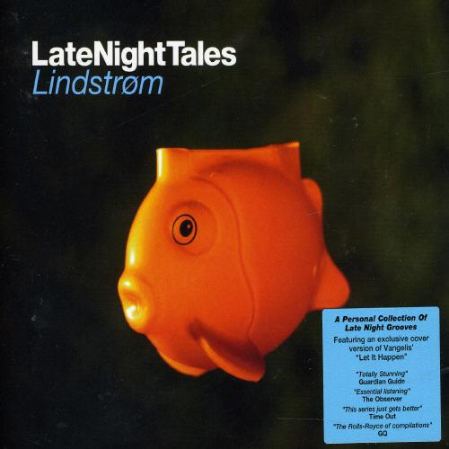 Lindstrøm - Late Night Tales: Selected By Lindstorm
