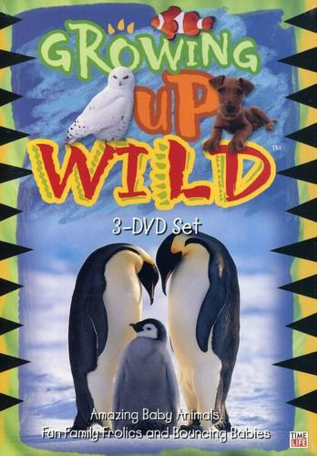 Growing Up Wild Box Set [3 Discs]