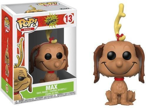 Funko Pop!: The Grinch Max The Dog