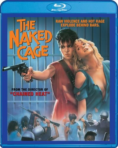 Naked Cage [Blu-ray], , small