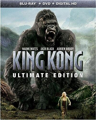 King Kong [Ultimate Edition] [Blu-ray/DVD] [2 Discs], , small
