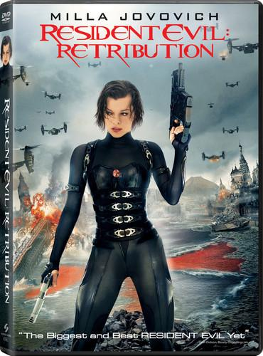 Resident Evil: Retribution [Includes Digital Copy] [UltraViolet], , small