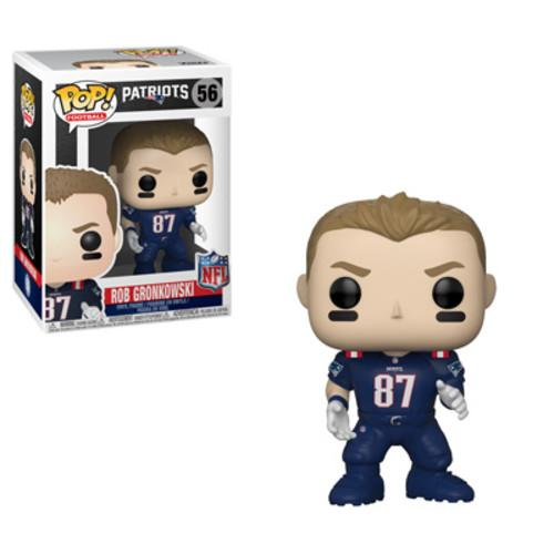 Funko Pop!: NFL Wave 5 - New England Patriots Rob Gronkowski (Color Rush)