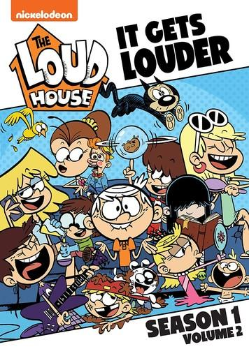 The Loud House: It Gets Louder - Season 1, Vol. 2