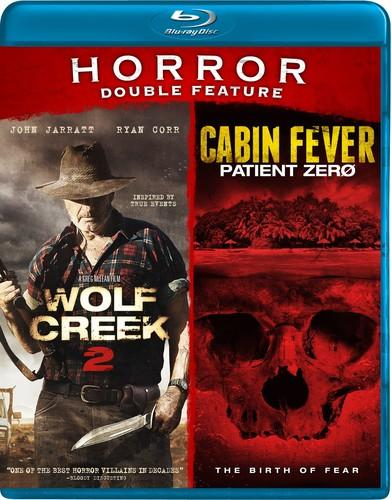 Wolf Creek 2/Cabin Fever [Blu-ray]