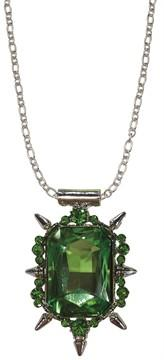 Once Upon a Time Zelena Green Pendant Necklace