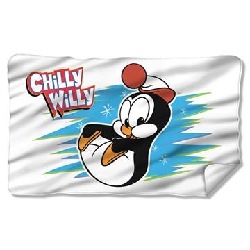 Chilly Willy Fleece Blanket