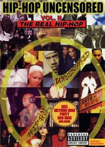 Hip Hop Uncensored, Vol. 2: Real Hip Hop, , small