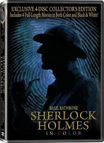 Sherlock Holmes in Color [B&W/Color] [4 Discs], , small