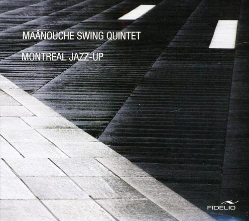 Maânouche Swing Quintet - Montreal Jazz-Up