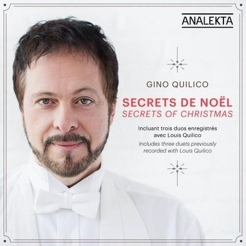 Gino Quilico - Secrets Of Christmas