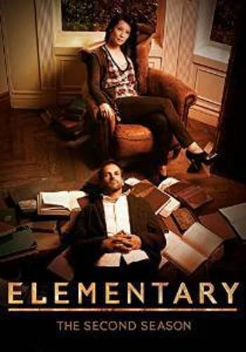 Elementary: The Second Season [6 Discs], , small