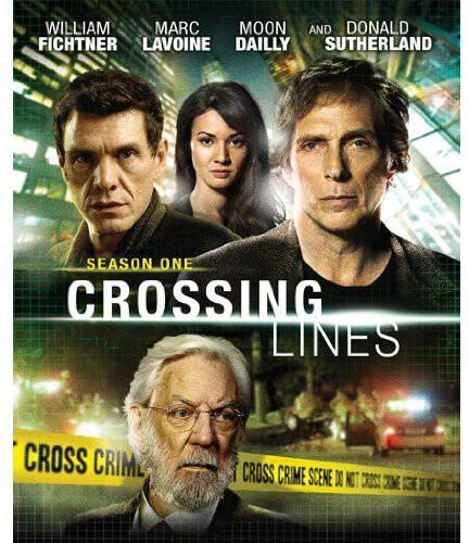 Crossing Lines [3 Discs] [Blu-ray]