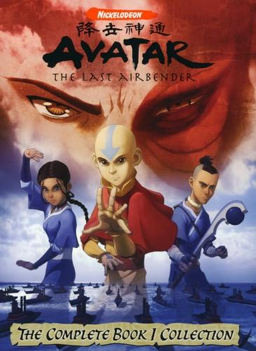 Avatar: The Last Airbender - The Complete Book 1 Collection [6 Discs]