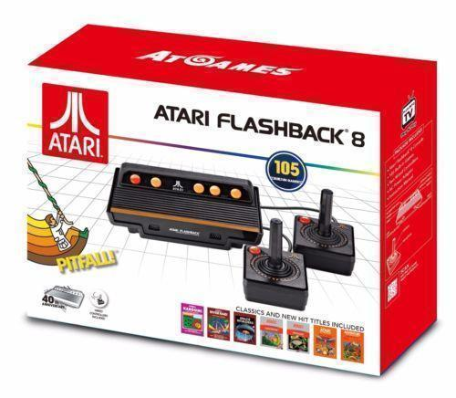 Atari Flashback 8 Classic Game Console, , small