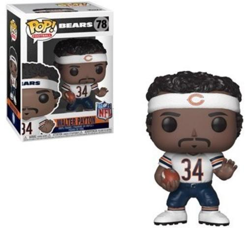 Funko Pop!: NFL Legends - Chicago Bears Walter Payton (Wh)