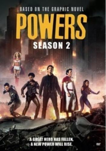 Powers: Season Two