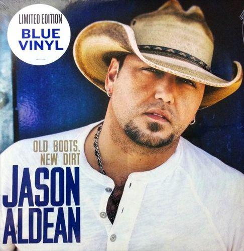 Jason Aldean - Old Boots, New Dirt