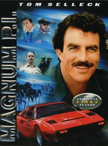Magnum, P.I.: The Complete First Season