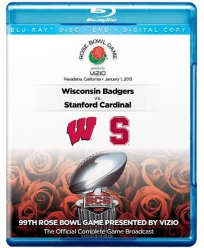 2013 Rose Bowl Presented by Vizio [Blu-ray]