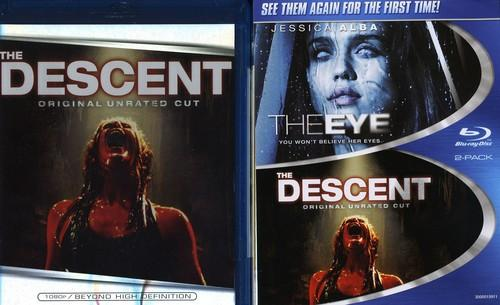 Eye/The Descent [2 Discs] [Blu-ray]