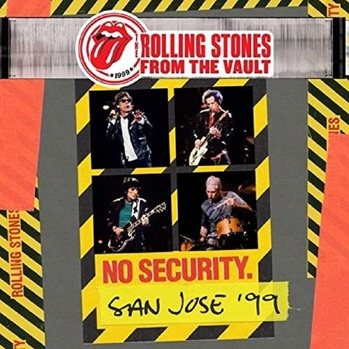 The Rolling Stones From the Vault: No Security: San Jose 1999