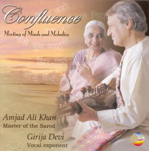 Amjad Ali Khan - Confluence: Meeting Of Mind and Melodies