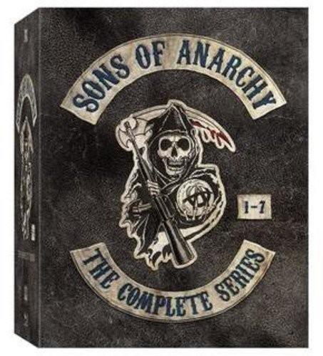 Sons of Anarchy: The Complete Series - Seasons 1-7 [Blu-ray] [23 Discs]