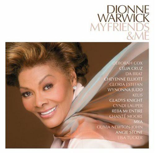 Dionne Warwick - My Friends and Me