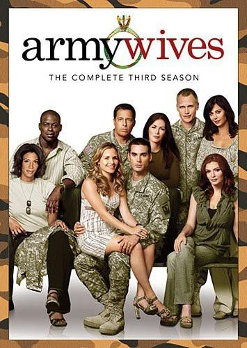 Army Wives: The Complete Third Season [5 Discs]