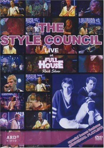 Style Council: Live at Full House Rock Show