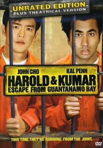 Harold and Kumar Escape from Guantanamo Bay [Unrated/Rated], , small