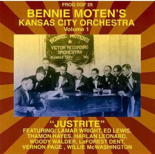 Bennie Moten - Victor Recordings Vol.1