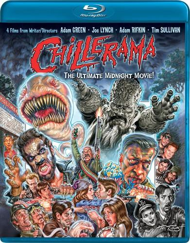 Chillerama [Unrated] [Blu-ray]