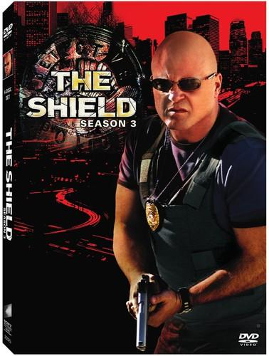 Shield: The Complete Third Season [4 Discs]