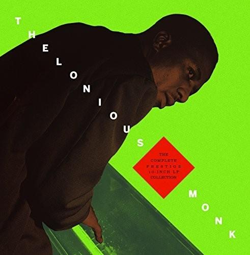 "Thelonious Monk - Complete Prestige 10"" Collection Thelonious Monk"