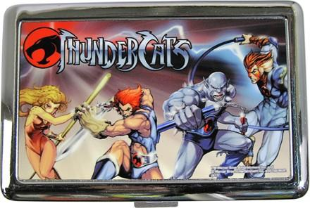 Thundercats Cast Large Card Case